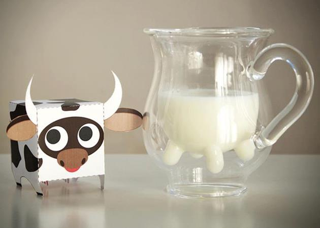melk kan
